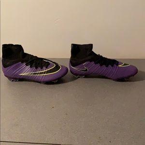 Nike soccer cleats nwot 6.5